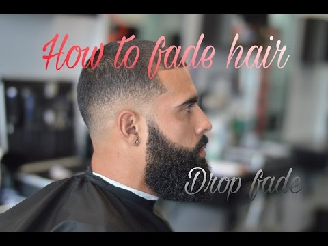 Skin Drop Fade | Low Fade With Oster Fast Feeds & Beard Trim