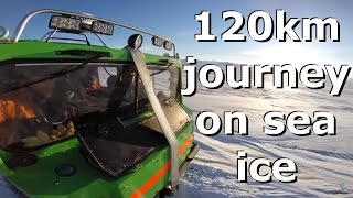 Antarctica: A Journey Over and Under the Sea Ice