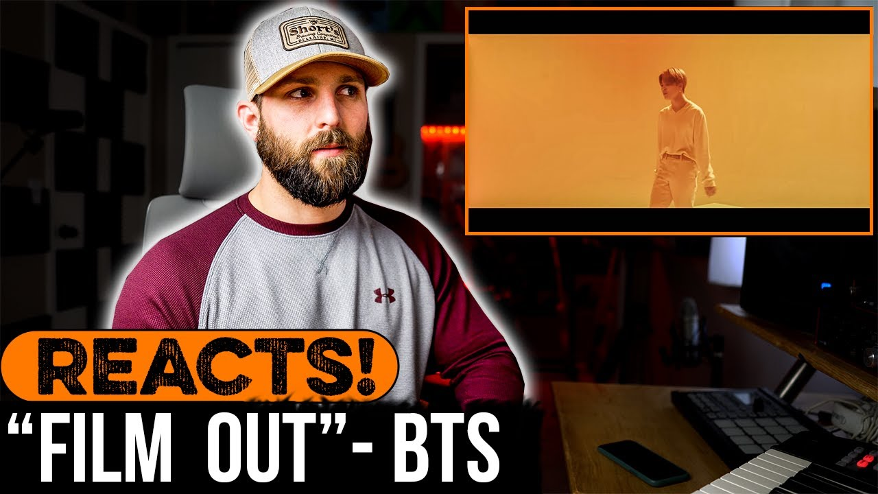 """MUSICIAN REACTS To BTS - """"Film Out"""""""