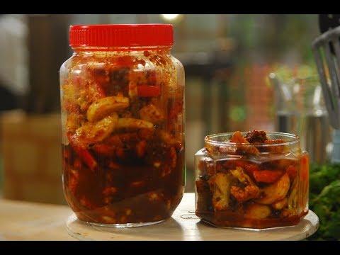 Gajar, Gobhi Aur Shalgam Ka Achar | New Season | Cooksmart | Sanjeev Kapoor Khazana