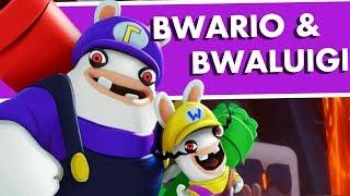 Mario + Rabbids Kingdom Battle - All Enemy Intro Cutscenes