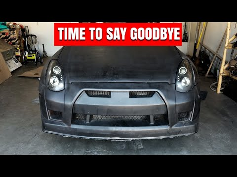 Everything Has To Go! Un-modifying Project G35!