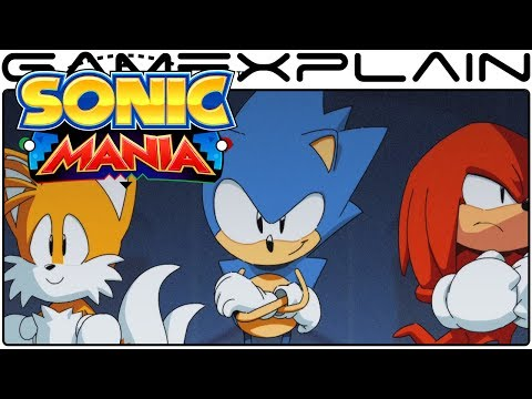 Sonic Mania - Release Date Trailer