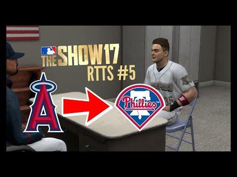 TRADED | MLB THE SHOW 17 | RTTS #5