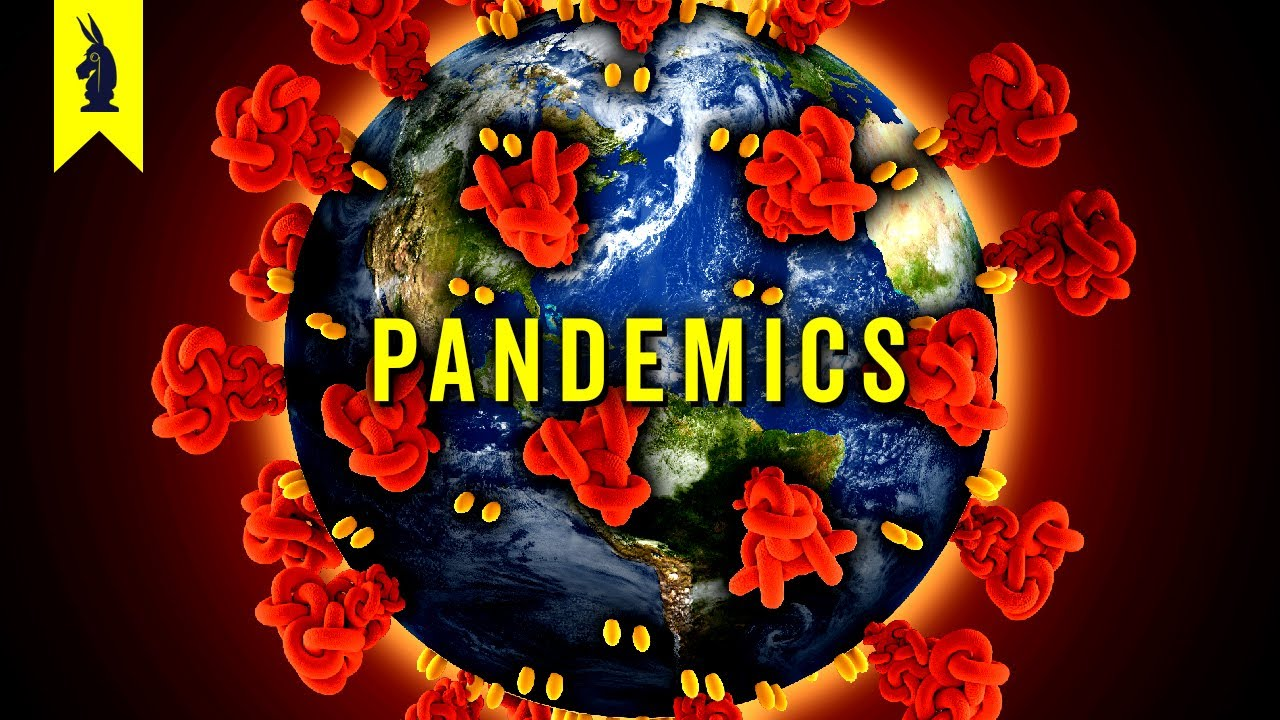 How Pandemics Change Society – Wisecrack Edition