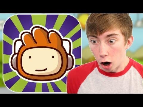 SCRIBBLENAUTS REMIX - Part 1 (iPhone Gameplay Video)