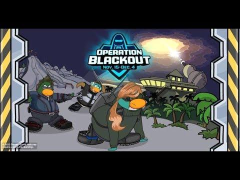 Operation Blackout! - Club Penguin Rewritten