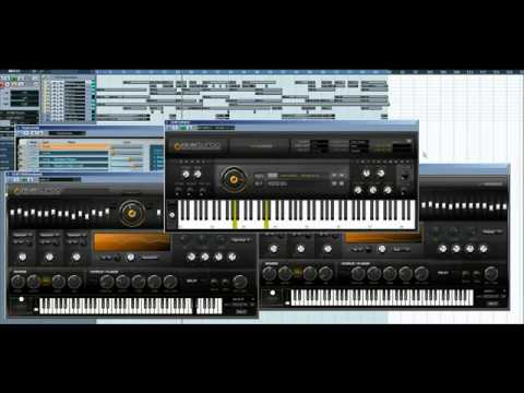 Making Dubstep Beats With DUBturbo VST - By Norbz