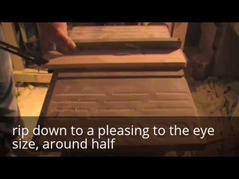 How to make a playhouse window
