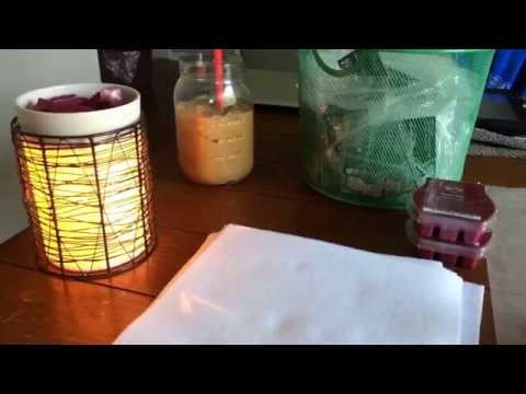 How to make easy Scentsy Samples for CHEAP!