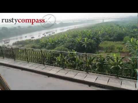 Hanoi to Cat Ba via Haiphong HD