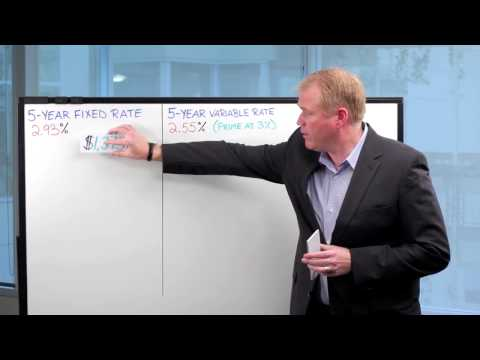 Fixed and Variable Mortgage Rates - Mortgage Math #4 with Ratehub.ca