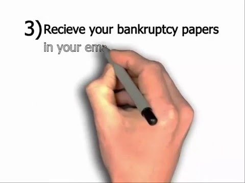 Official Bankruptcy Court Discharge Papers $8