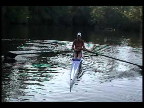 How to Steer Your Scull