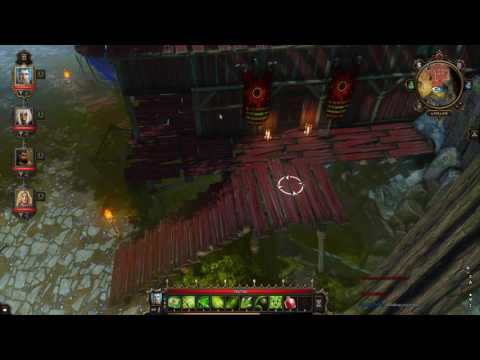 Divinity Original Sin Enhanced Edition The Village of Sacred Stone Part 95 Walkthrough (PC) [HD]