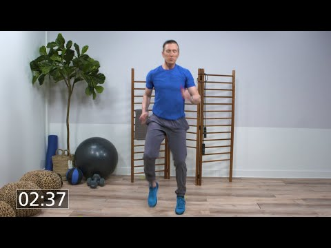 4-Minute HIIT Workout | WebMD