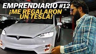 Download EMPRENDIARIO #12 ¡ME REGALARON UN TESLA! Video