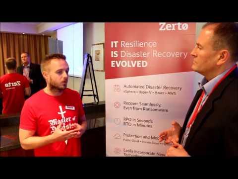 ZERTO Virtual Replication Stas Levitan ZERTO Regional Manager CEE & CIS