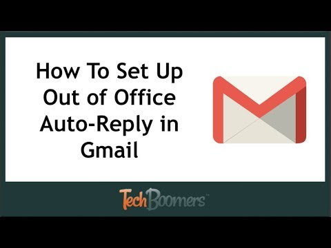 How to Set Up Out of Office Auto-Reply in Gmail