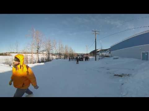 Yukon Quest Live, 2017 (Carmacks)