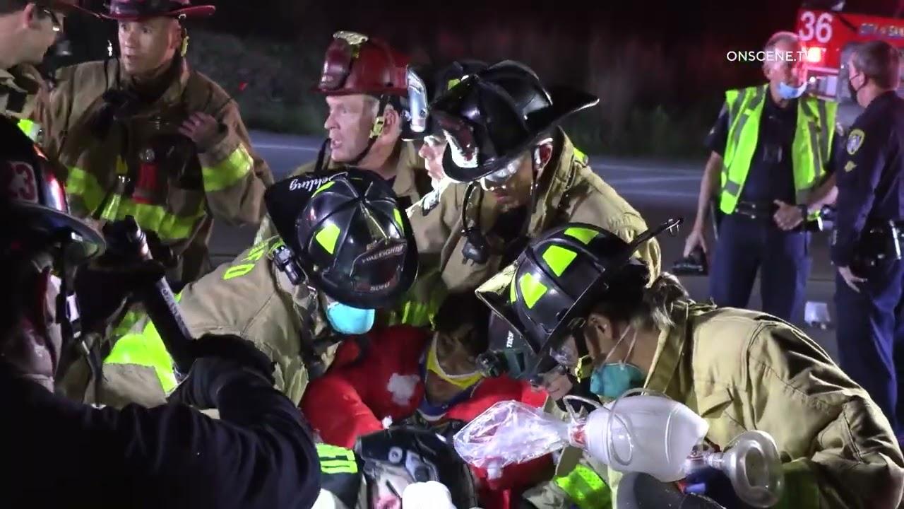 San Diego: Major Accident 03192021