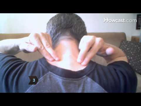 How to Stop a Cough with Acupressure