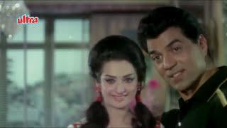 Dharmendra Agrees to Kill Saira Banu for Money, Saazish - Action Scene 5/17