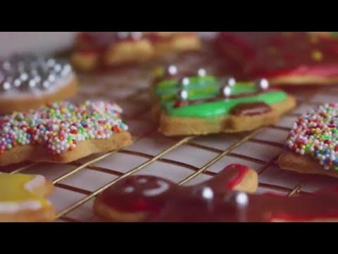 Simple Christmas Sugar Cookie Recipe | Christmas Recipe Ideas