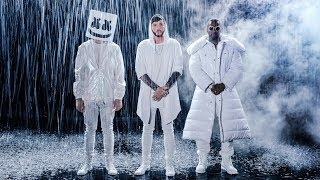 Marshmello X Juicy J  You Can Cry Ft James Arthur Official Video