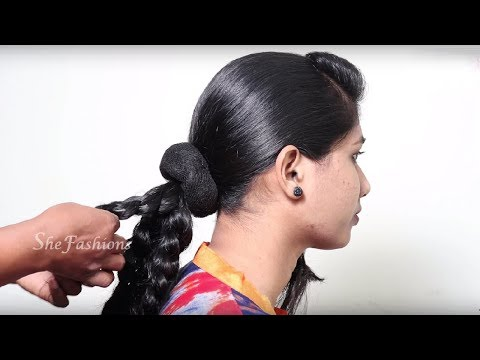 Best Hairstyle step by step Tutorials | New Hairstyles videos | Easy Hairstyles videos 2018