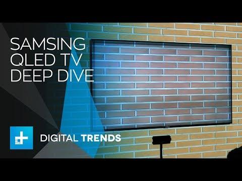 Samsung 2018 QLED TV Lineup - Deep Dive