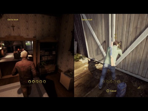A Way Out - PS4 Pro - Walkthrough