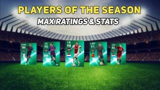 3 minutes, 7 seconds) Pes 19 Mobile Top Attackers Max Rating