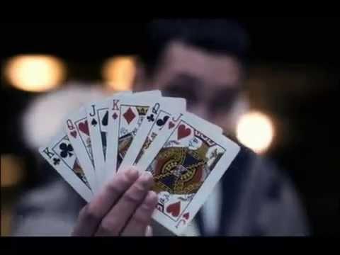 Dynamo Amazing Card Trick (Interactive)