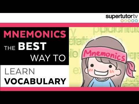 Mnemonics: The BEST Way to Learn Vocabulary