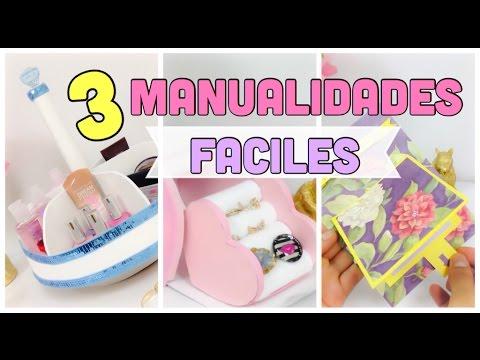 MANUALIDADES PARA EL DIA DE LA MADRE(manualidades con reciclaje)