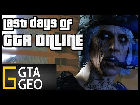 The last days of GTA 5 Online | The Apocalypse | GTA Geographic