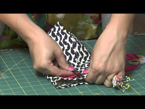DIY: Sew a Drawstring Bag