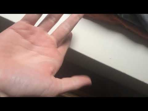 How to break back your thumb ligament.