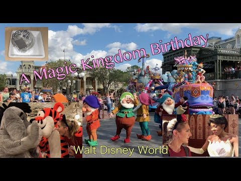 A Magic Kingdom Birthday Celebration - Walt Disney World