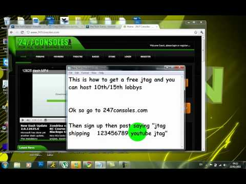 How To Get A Free Jtag