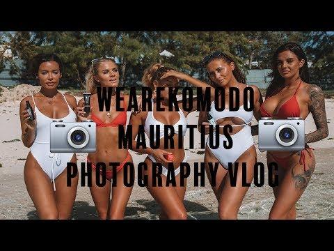 WEAREKOMODO Mauritius Photography Vlog