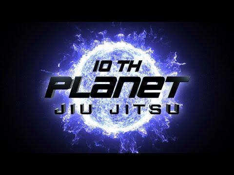 10th Planet Jiu Jitsu Logo Intro Animation