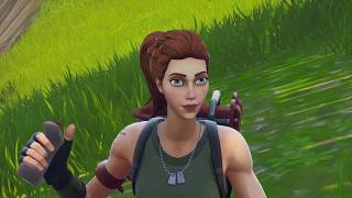 When you shoot at a default skin once