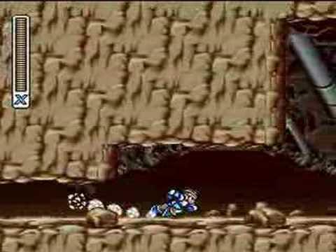 Obtaining the Hadouken in Mega Man X