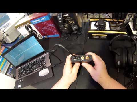 Z-Review - AudioEngine D1 Dac+Headphone Amp