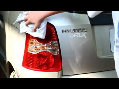 Clean your car with just one mug of water
