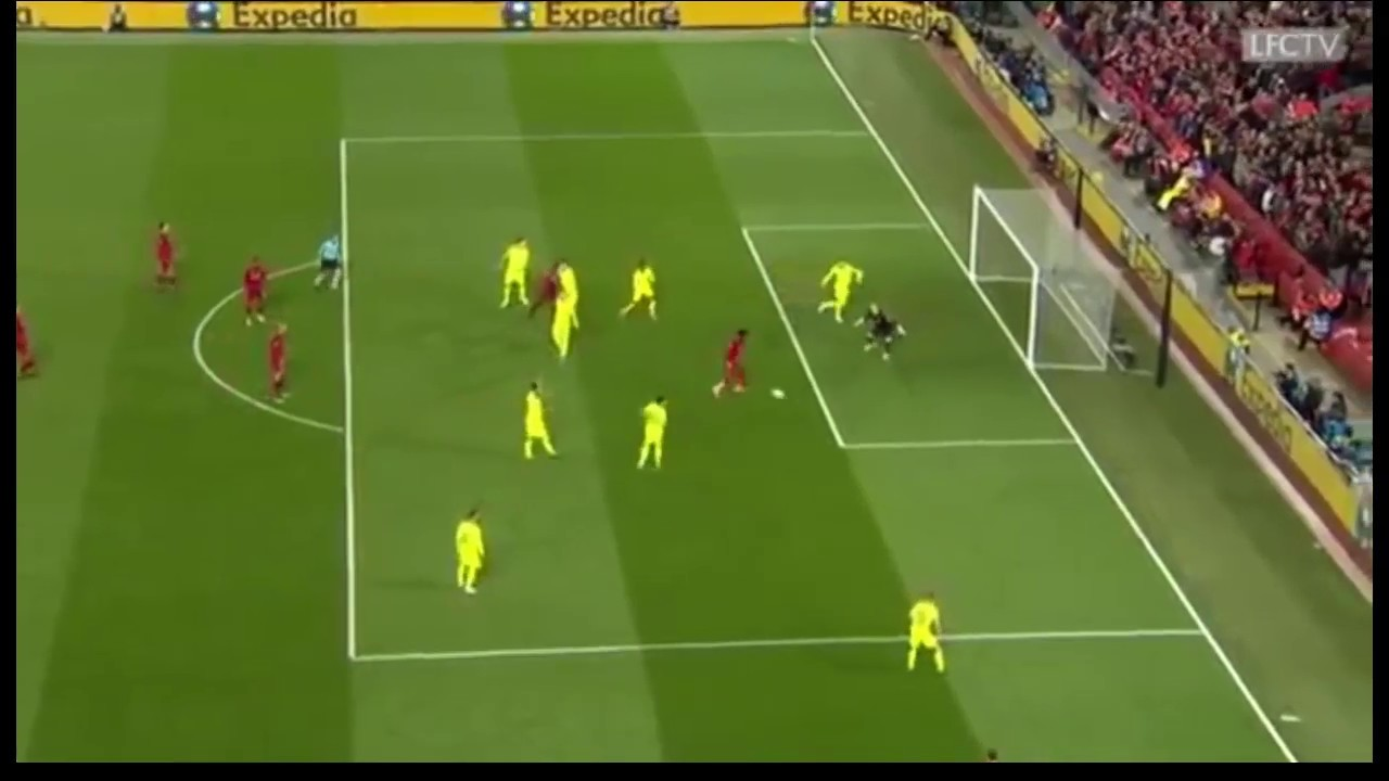 Trent Alexander-Arnold devises a new corner strategy for Liverpool