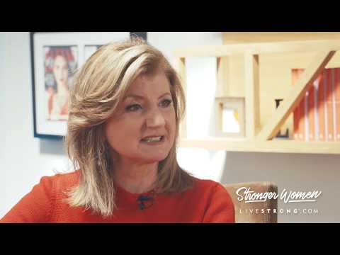 Arianna Huffington's Leadership Secrets: Be Unflappable