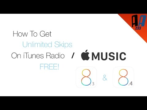 Get UNLIMITED Skips on the iTunes/ Apple Music Radio FREE! | iOS 8.3 & 8.4 Jailbreak Compatible
